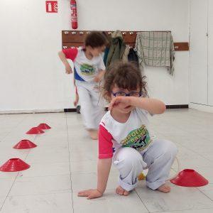 baby capoeira