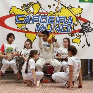 Cours de Capoeira Maison Pour Tous La Rouguère 13011