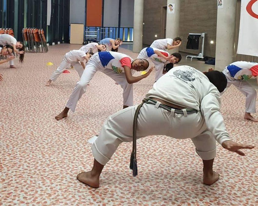 Cours de Capoeira à Marseille MPT la rouguière