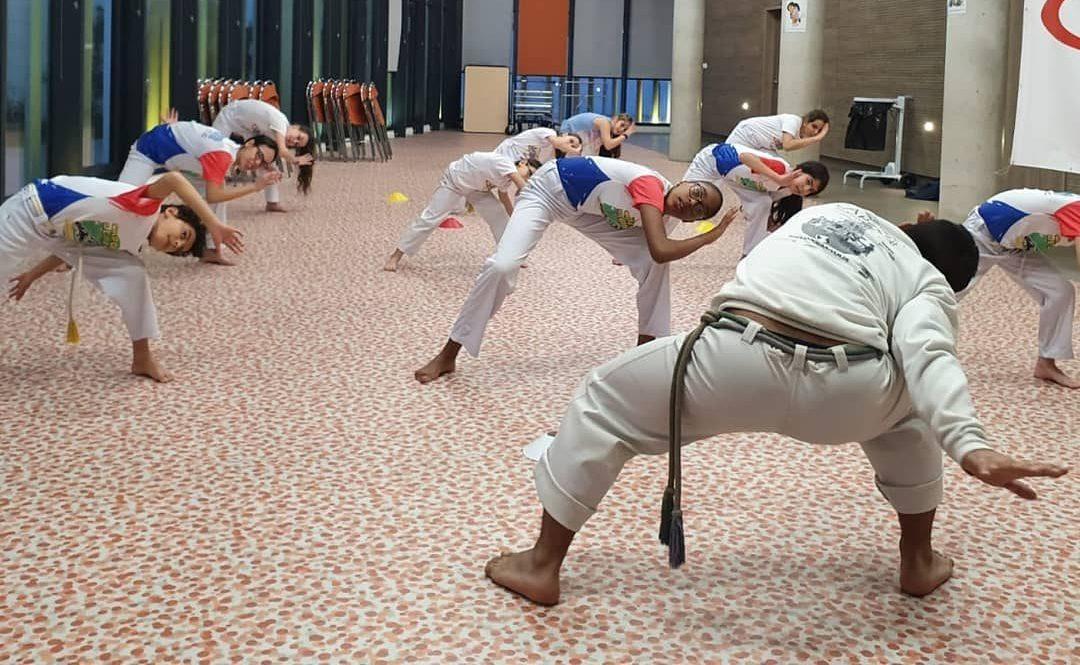 Cours capoeira Mpt La rouguière 2020